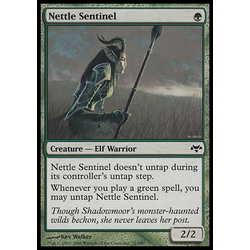 Magic löskort: Eventide: Nettle Sentinel