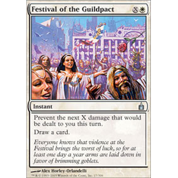 Magic Löskort: Ravnica: Festival of the Guildpact (Foil)