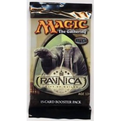 Magic The Gathering: Ravnica: City of Guilds Booster