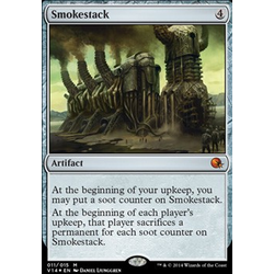 Magic löskort: Annihilation: Smokestack