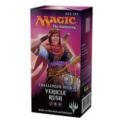 Magic The Gathering: Challenger Deck Vehicle Rush