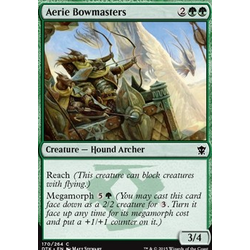 Magic löskort: Dragons of Tarkir: Aerie Bowmasters