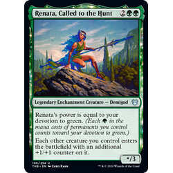 Magic löskort: Theros: Beyond Death: Renata, Called to the Hunt