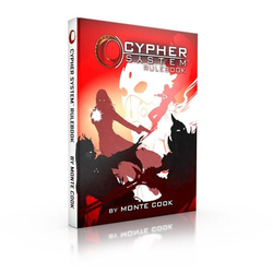 Cypher System: Core Rulebook (2nd ed)