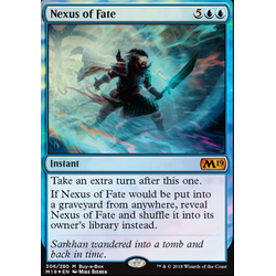 Magic löskort: BaB Promo: Nexus of Fate