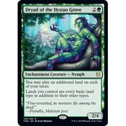 Magic löskort: Theros: Beyond Death: Dryad of the Ilysian Grove