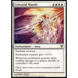 Magic löskort: Zendikar: Celestial Mantle