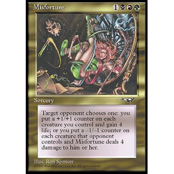 Magic löskort: Alliances: Misfortune