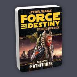 Star Wars: Force and Destiny: Specialization Deck Seeker Pathfinder