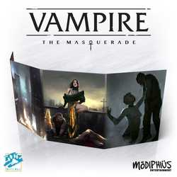 Vampire: The Masquerade (5th ed) - Storytellers Toolkit