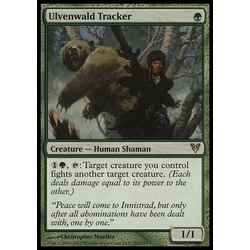 Magic löskort: Avacyn Restored: Ulvenwald Tracker