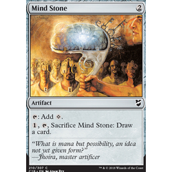 Magic löskort: Commander 2018: Mind Stone