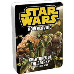 Star Wars: Age of Rebellion / Edge of the Empire: Creatures of the Galaxy