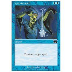 Magic löskort: 6th Edition: Counterspell