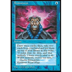 Magic löskort: Ice Age: Brainstorm