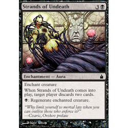 Magic Löskort: Ravnica: Strands of Undeath (Foil)