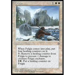Magic löskort: Ice Age: Fylgja