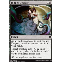 Magic löskort: Zendikar vs Eldrazi: Induce Despair