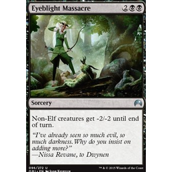 Magic löskort: Origins: Eyeblight Massacre