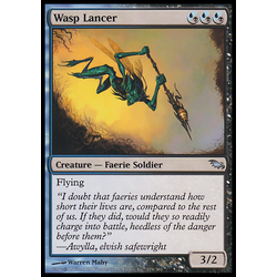 Magic löskort: Shadowmoor Wasp Lancer