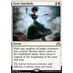 Magic löskort: Shadows over Innistrad: Eerie Interlude