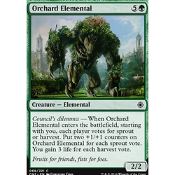 Magic löskort: Conspiracy: Take the Crown: Orchard Elemental