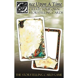 Once Upon a Time: Create your own story telling cards
