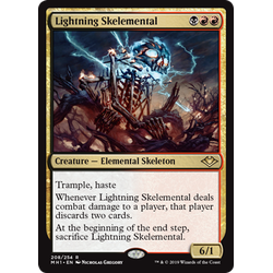 Magic löskort: Modern Horizons: Lightning Skelemental