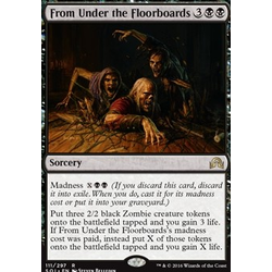 Magic löskort: Shadows over Innistrad: From Under the Floorboards