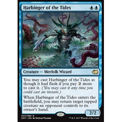 Magic löskort: Duel Decks: Merfolk vs. Goblins: Harbinger of the Tides