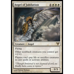 Magic löskort: Avacyn Restored: Angel of Jubilation