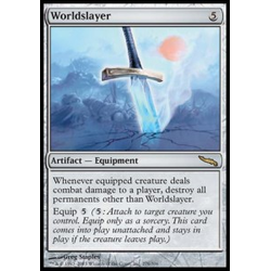 Magic löskort: Mirrodin: Worldslayer