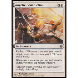 Magic löskort: Shards of Alara: Angelic Benediction