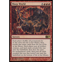 Magic löskort: M10: Warp World