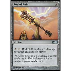 Magic löskort: Magic 2014: Rod of Ruin