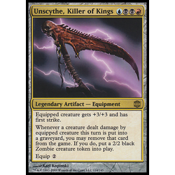 Magic löskort: Alara Reborn: Unscythe, Killer of Kings