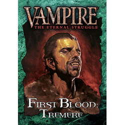 Vampire: The Eternal Struggle - First Blood: Tremere