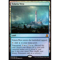 Magic löskort: From the Vault: Lore: Tolaria West (Foil)