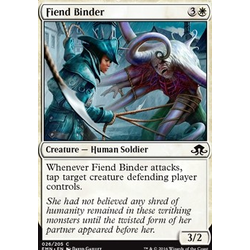 Magic löskort: Eldritch Moon: Fiend Binder