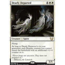 Magic löskort: Duel Deck: Blessed vs. Cursed: Dearly Departed