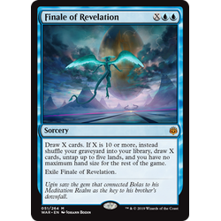 Magic löskort: War of the Spark: Finale of Revelation