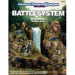 ADD 2nd ed: AD&D: Battle System, Skirmishes