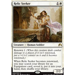 Magic löskort: Origins: Relic Seeker