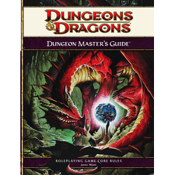 D&D 4.0: Dungeon Master's Guide