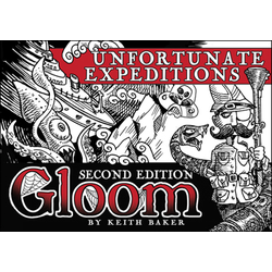 Gloom: Unfortunate Expeditions 2nd Ed