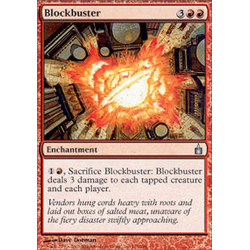 Magic Löskort: Ravnica: Blockbuster (Foil)