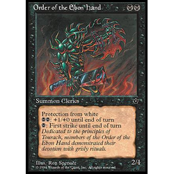 Magic löskort: Fallen Empires: Order of the Ebon Hand v.1