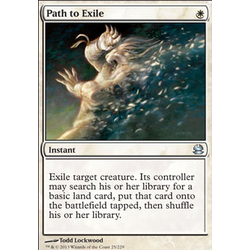 Magic löskort: Modern Masters 2013: Path to Exile