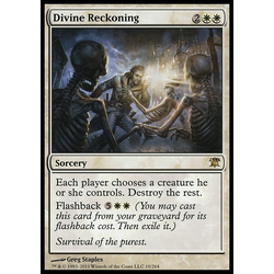 Magic löskort: Innistrad: Divine Reckoning