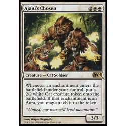 Magic löskort: Magic 2014: Ajani's Chosen